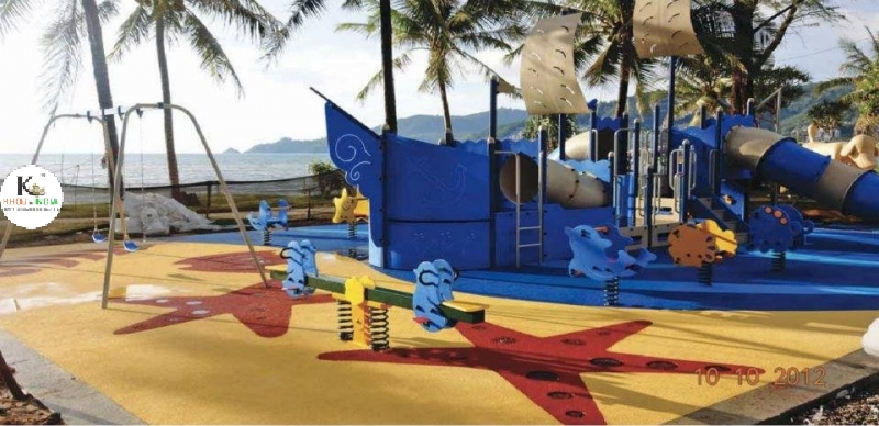 Playground Equipment Supplier in India